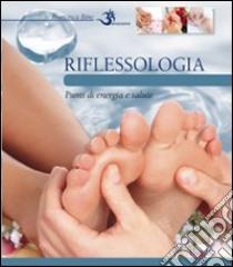 Riflessologia libro di Bino Francesca