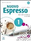 Nuovo espresso. Libro dello studente e esercizi. Corso di italiano A1. Con DVD ROM (1) libro