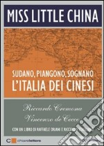 Miss Little China. Sudano, piangono, sognano. L'Italia dei cinesi. Con DVD