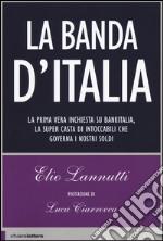 La banda d'Italia libro