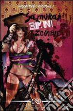 Samurai bikini zombie libro