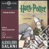 Harry Potter e la pietra filosofale. Audiolibro. 8 CD Audio libro
