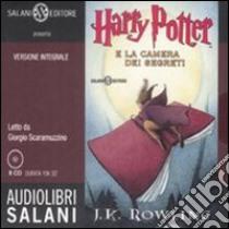 Harry Potter e la camera dei segreti. Audiolibro. 8 CD Audio  di Rowling J. K.