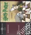 Harry Potter e la pietra filosofale. Audiolibro. 2 CD Audio formato MP3  di Rowling J. K.