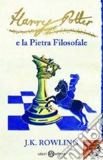 Harry Potter e la pietra filosofale libro di Rowling J. K.
