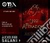 La legge dell'attrazione. Audiolibro. 2 CD Audio formato MP3. Ediz. integrale libro