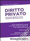 Diritto privato. Ordinamento giuridico e norme fondamentali del diritto privato libro