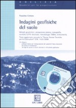 Indagini geofisiche del suolo. Con CD-ROM libro di Cetraro Faustino