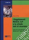 I regolamenti REACH, CLP e la scheda dati di sicurezza. Guida pratica alla comunicazione del rischio dal 1° giugno 2015 libro