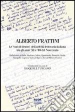 Le «voci di dentro»dell'attività letteraria italiana tra gli anni '30 e '80 del Novecento libro