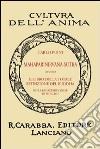 Mahaparinirvana-sutra ovvero il libro della totale estinzione del Buddha libro