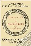 Il pragmatismo libro