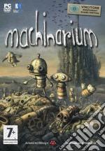 Machinarium libro