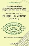 Filippo lo Vetere (1868-1931). Uno studio sul socialriformista libro