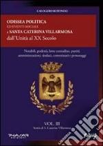 Storia di S. Caterina Villarmosa. Vol. 3