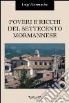 Poveri e ricchi del Settecento mormannese libro
