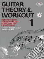 Guitar theory & workout. Con CD Audio libro