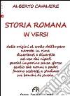 Storia romana in versi