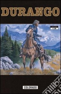 Durango (6) libro di Swolfs Yves