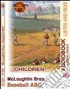 McLoughlin Bros. Baseball ABC. Audiolibro. CD Audio. Con CD-ROM libro