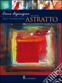 Come dipingere paesaggi ad olio libro di Crane David