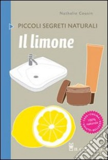Il limone libro di Causin Nathalie