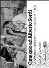 Omaggio ad Alberto Sordi a dieci anni dalla scomparsa (2003-2013) libro
