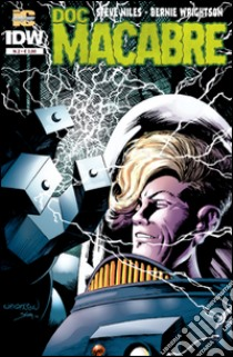 Doc Macabre (2) libro di Niles Steve - Wrightson Bernie