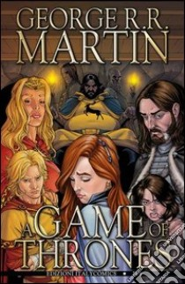 Game of thrones (A) (5) libro di Martin George R. - Abraham Daniel - Patterson Tommy