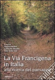 La via Francigena in Italia. Alla ricerca del paesaggio libro