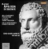 Apologia di Socrate. Audiolibro. CD Audio formato MP3 libro