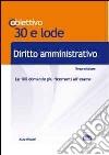 TL 4. Diritto amministrativo. Le 100 domande più ricorrenti all'esame libro