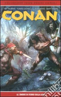 Ombre di ferro sulla luna. Conan libro