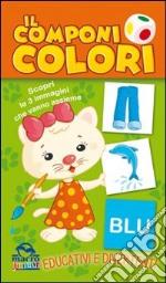 Il componi colori. Scopri le 3 immagini che vanno assieme libro