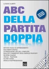 ABC della partita doppia libro di Alberti Luciano