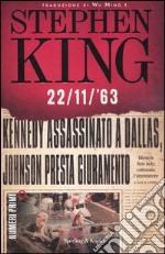 22/11/63 prodotto di King Stephen