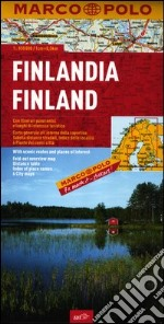 Finlandia 1:800.000 libro