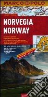 Norvegia 1:800.000 libro