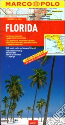 Florida 1:800.000 libro