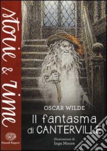 Il fantasma di Canterville libro di Wilde Oscar