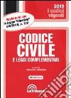 Codice civile e leggi complementari libro
