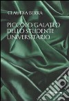 Piccolo galateo dello studente universitario