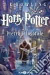 Harry Potter e la pietra filosofale (1) libro