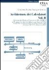 Architettura dei calcolatori (2) libro di Frosini Graziano - Lettieri Giuseppe