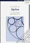 Algebra libro