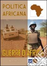 Politica africana (2014). Vol. 1 libro