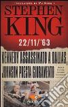 22/11/63 libro di King Stephen