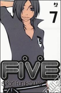 Five (7) libro di Furukawa Shiori