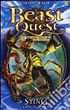 Sting. L'uomo scorpione. Beast Quest (18) libro