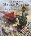 Harry Potter e la pietra filosofale libro di Rowling J. K.